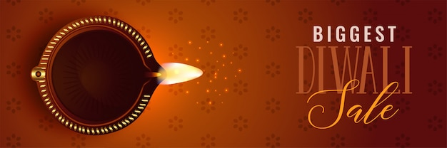 Diwali-festival-verkaufshintergrunddesign