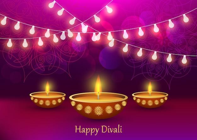 Diwali-konzept