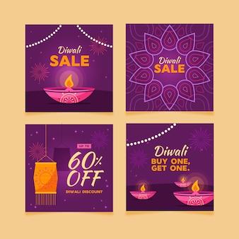 Diwali verkauf instagram beiträge