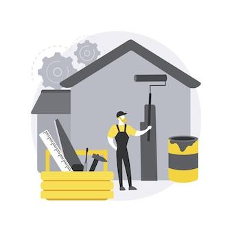 Diy reparatur. do-it-yourself-service, self-service-lernen, video-tutorial-informationen, reparaturhandbuch, defektes haushaltsgerät, problembehebung.