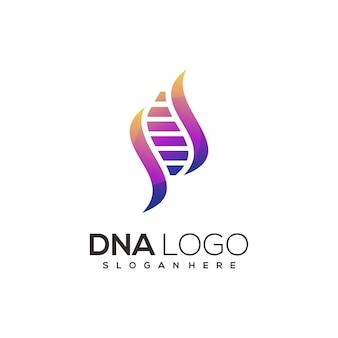 Dna-logo-vorlage