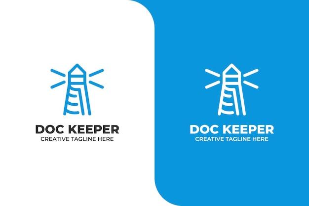Document file keeper-logo
