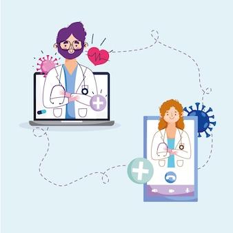 Doktor online-gesundheit