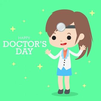 Doktor tag abbildung