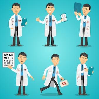 Doktor zeichensatz