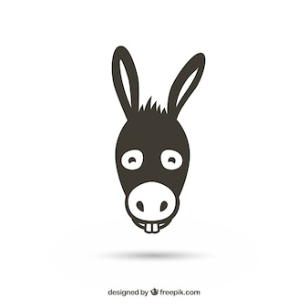 Donkey kopf