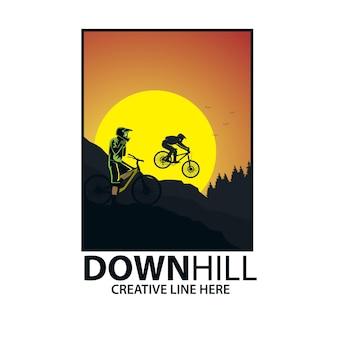 Downhiill