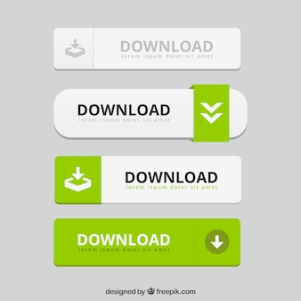 Download Button Vektoren Fotos Und PSD Dateien