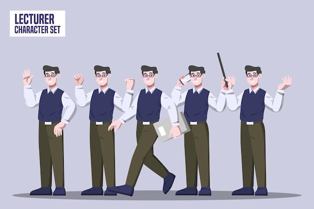 Dozent - profesi charakter