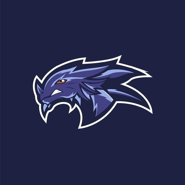 Drache logo sport