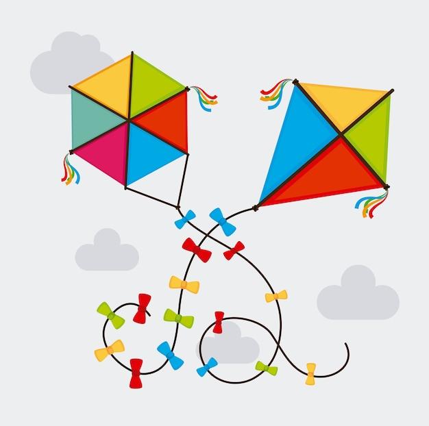 Drachen-design