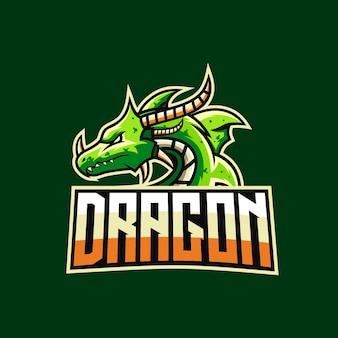 Dragon e-sport logo