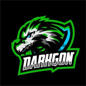 Dragon gaming-logo