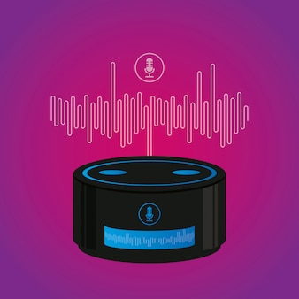Drahtlose lautsprechertechnologie