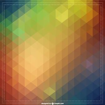 Dreieck freie vektor-vorlage