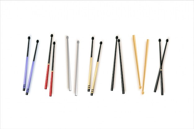 Drumsticks oder drumsticks