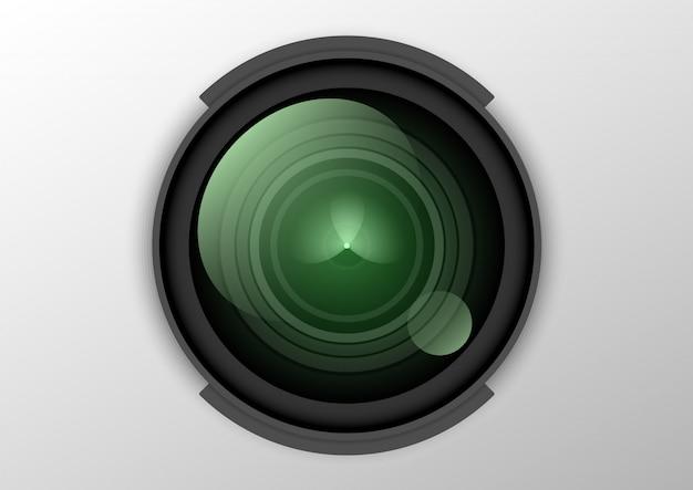Dslr objektiv kamera