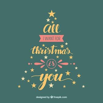 Du bist alles, was ich zu weihnachten will