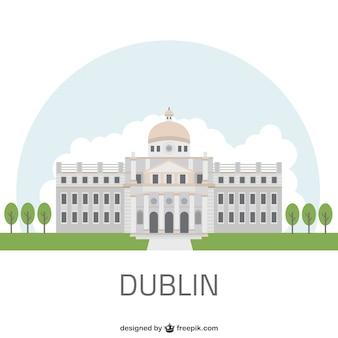 Dublin gebäude