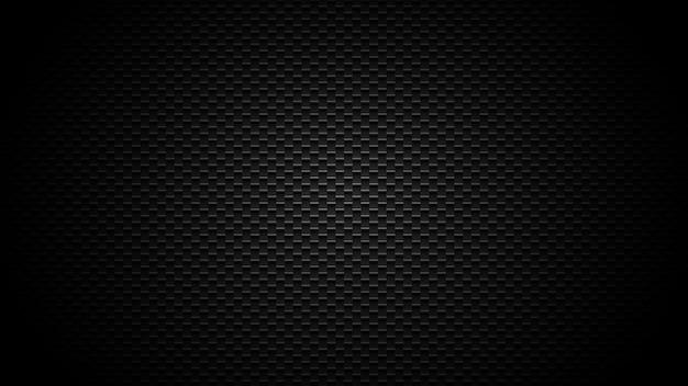 Dunkle kohlefaser textur
