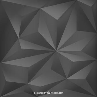 Dunklen geometrischen hintergrund