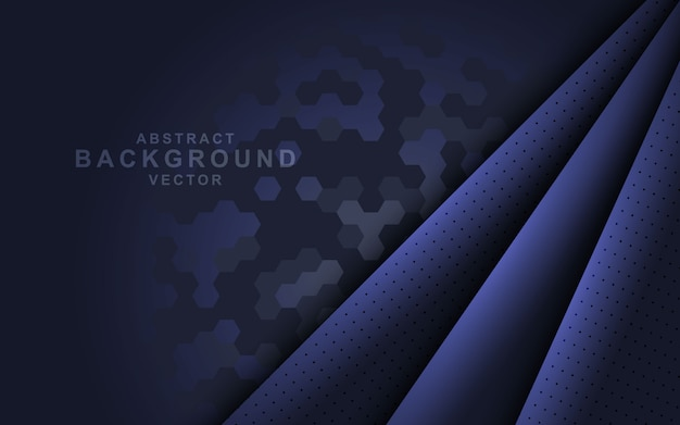Dunkler abstrakter hintergrund mit schwarzen deckschichten und funkeln