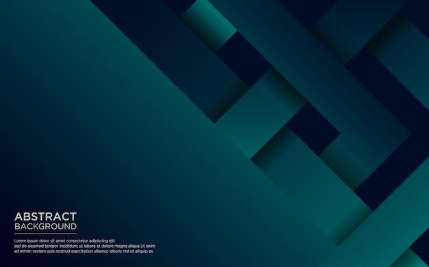 Dunkler hintergrund mit geometrischer form