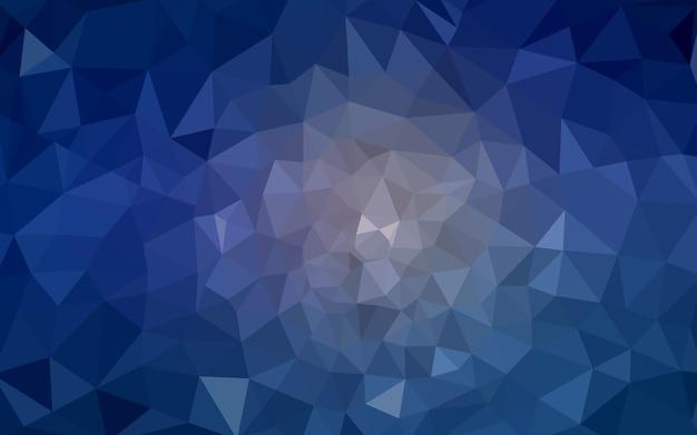 Dunkles rosa blaues vektor muster