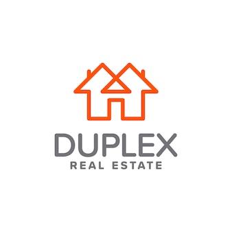 Duplex immobilien logo