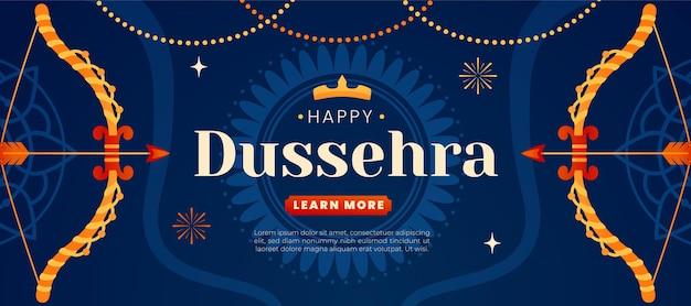 Dussehra banner konzept