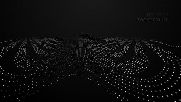 Dynamische hintergrundschablone der abstrakten steigung