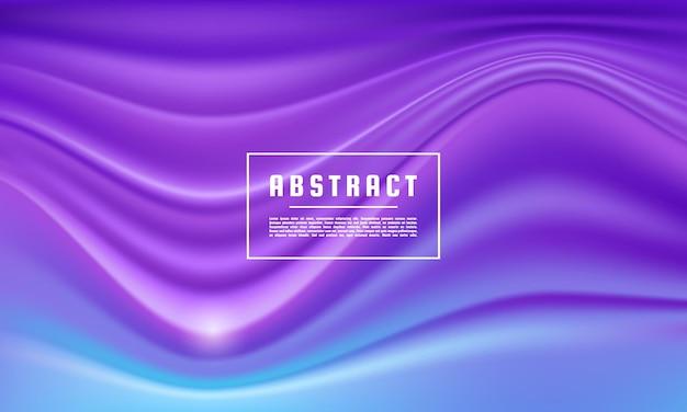 Dynamischer abstrakter lila texturhintergrund