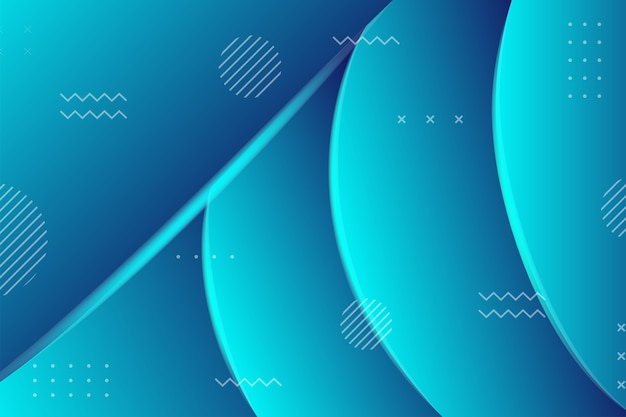 Dynamischer blauer strukturierter hintergrund