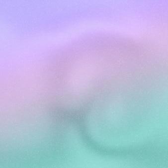 Dynamischer körniger hintergrund mit farbverlauf