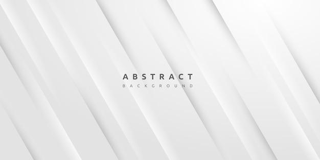 Dynamischer minimaler leerer weißer streifenbeschaffenheitshintergrund