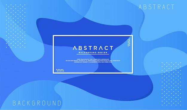 Dynamischer strukturierter blauer hintergrund