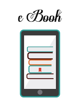 E-book-konzeptdesign