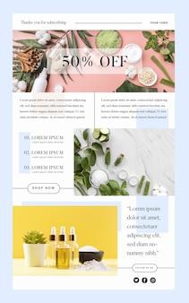 E-commerce-e-mail-vorlage