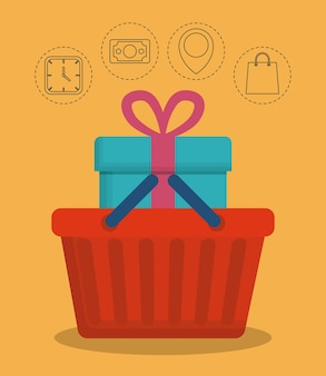 E-commerce-konzeptdesign