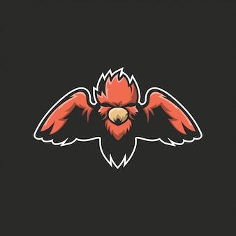 Eagle logo gebrauchsfertig