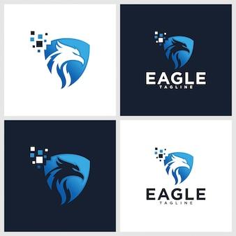 Eagle logo vorlagen