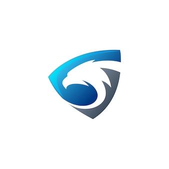 Eagle schild logo