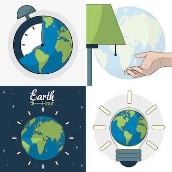 Earth-stunden-design