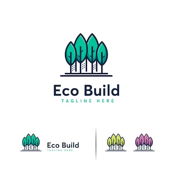 Eco build-logo