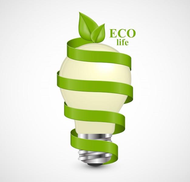 Eco-energiekonzept.