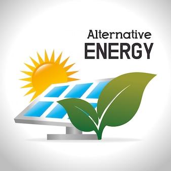Eco grüne energie