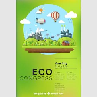 Eco Pinterest Grafik