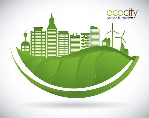Eco stadt