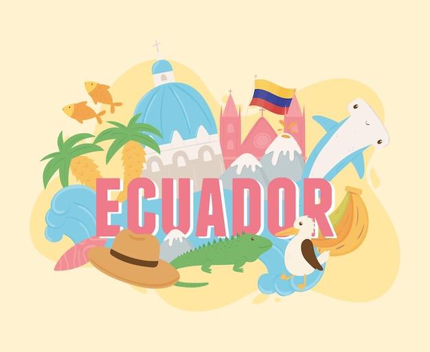 Ecuador werbebanner