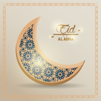 Eid al adha fest der muslime